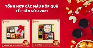 hộp quà tết 2021