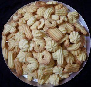 Cách Làm Bánh Quy Bơ Danisa Đón Tết Cực Đơn Giản Tại Nhà